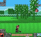 Mario golf shot meter