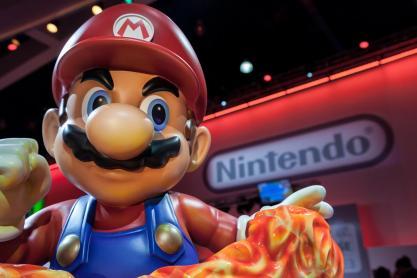 Mario Amiibo 3D