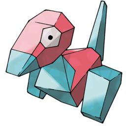 Porygon Drawing