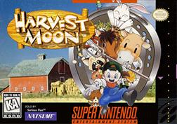 Harvest Moon Box Art